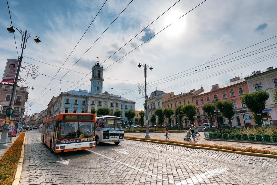 best cities to visit in Ukraine