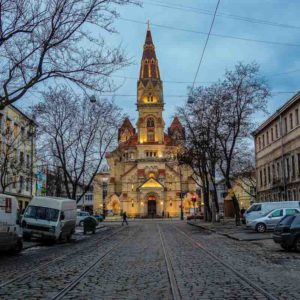 best cities in Ukraine