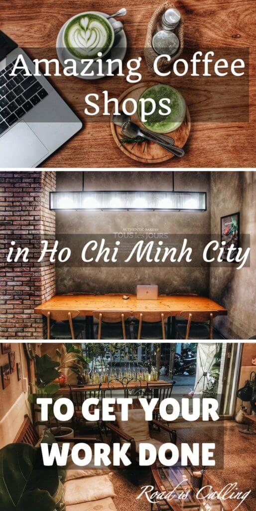Best coffee shops in Saigon