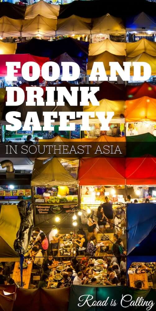 Southeast Asia foods safety
