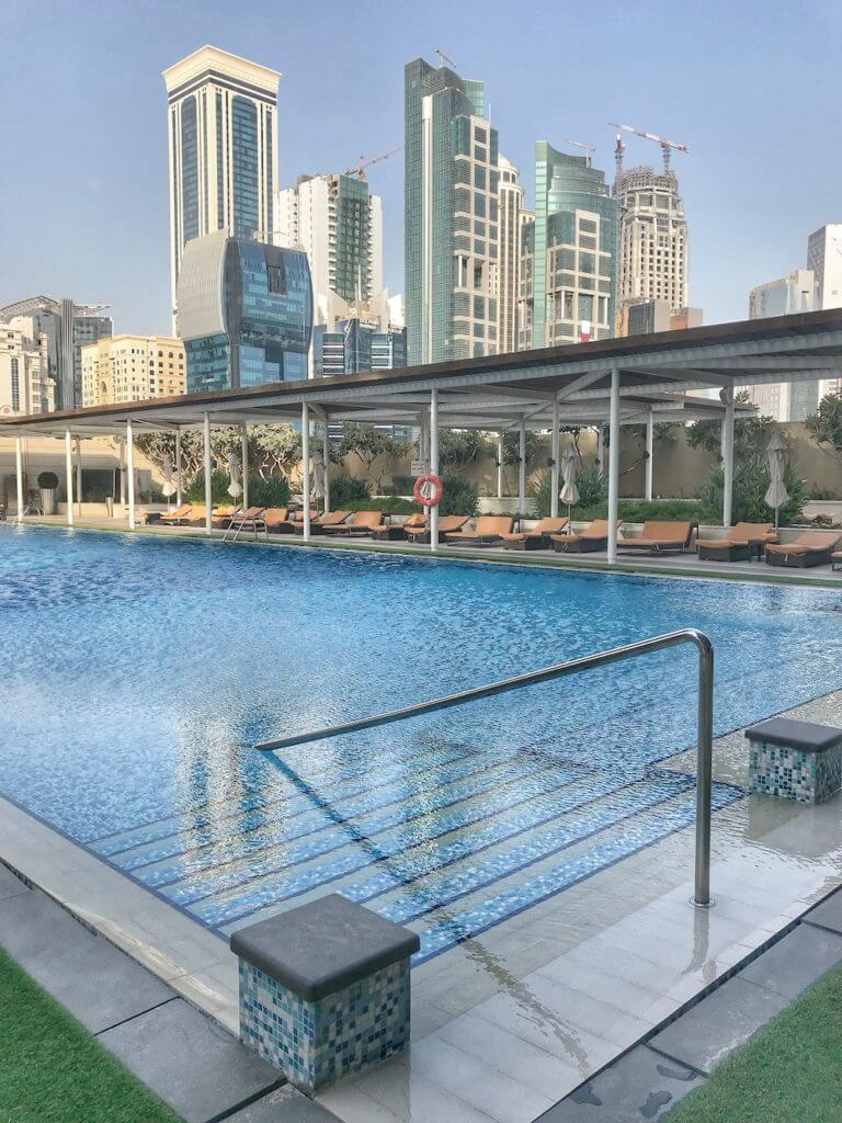 swimming pool price in Doha