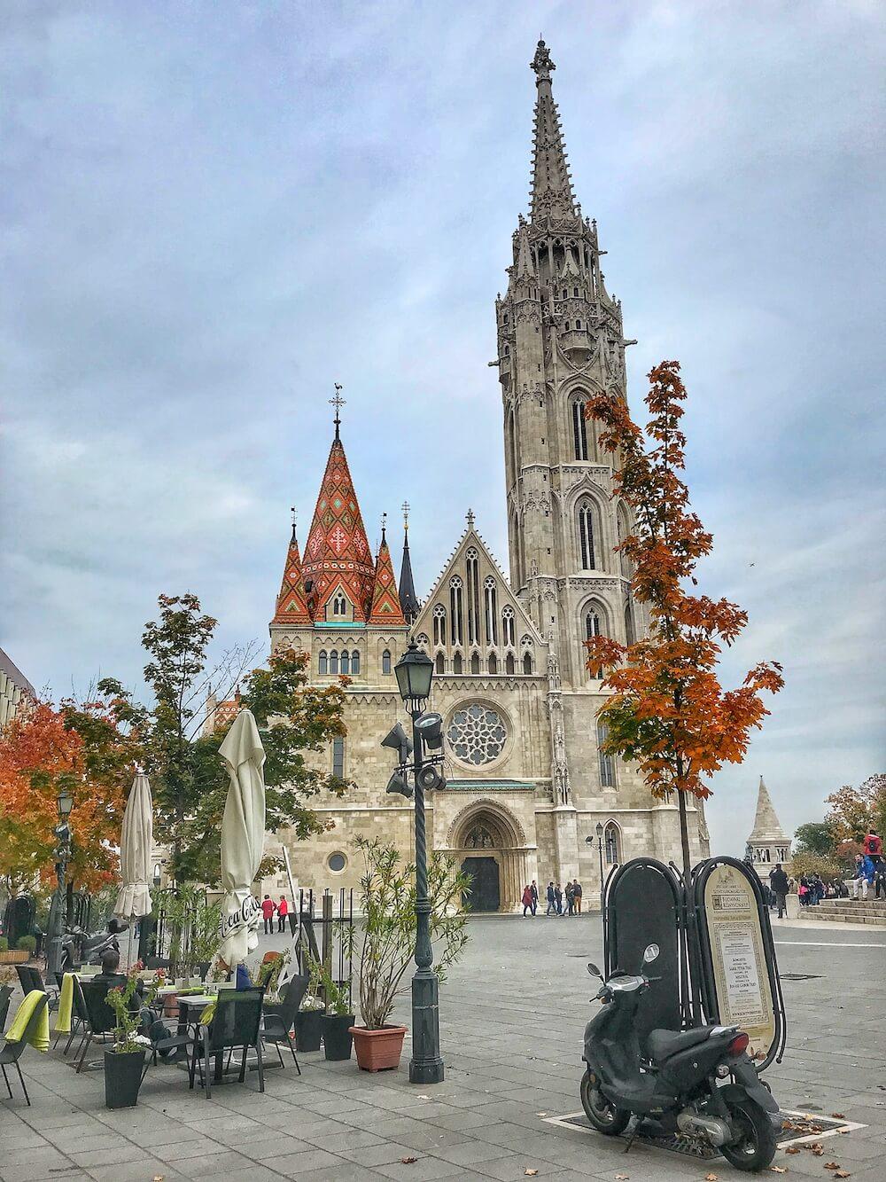 why visit budapest
