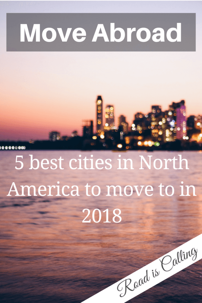 Best cities to move to