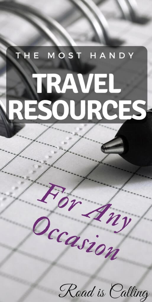 The most handy Travel Resources