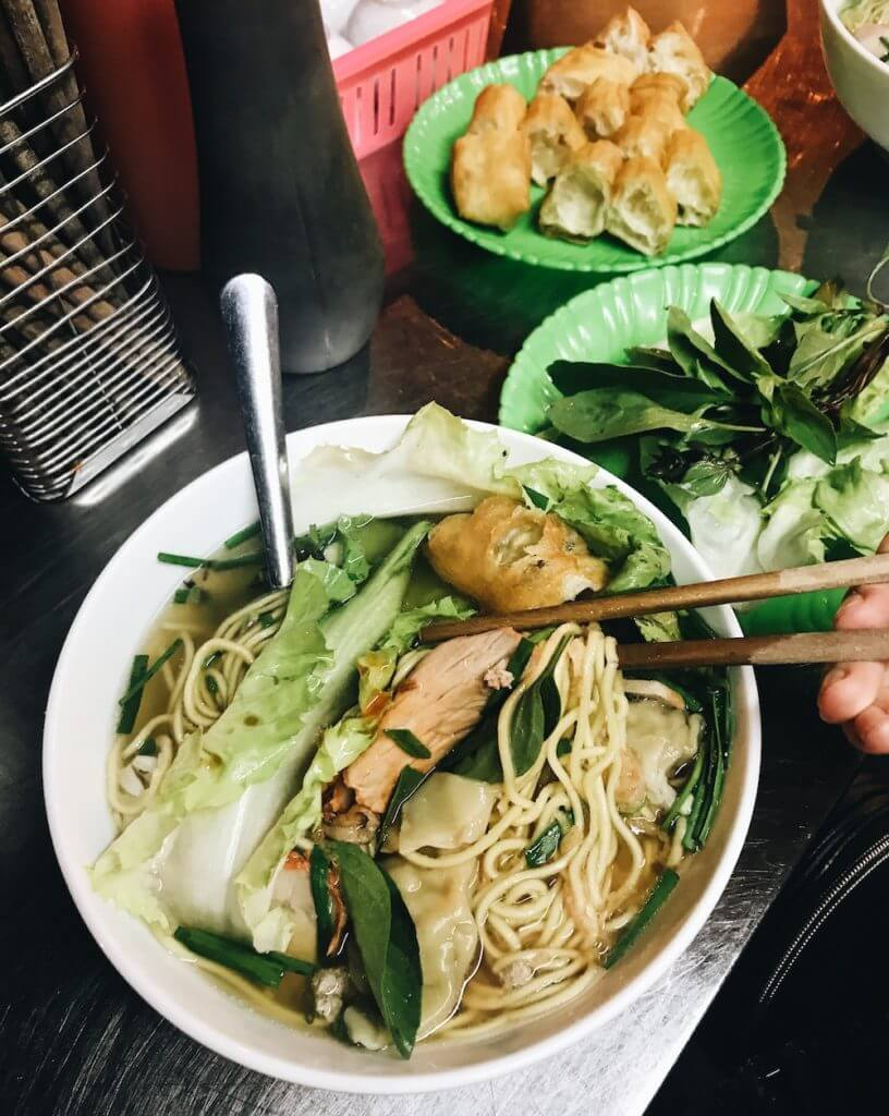 Vietnamese food scene