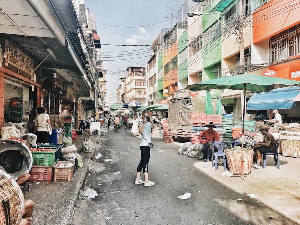 Cambodia scams