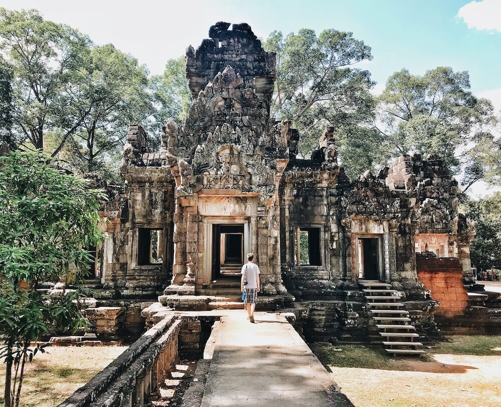 scams in Cambodia