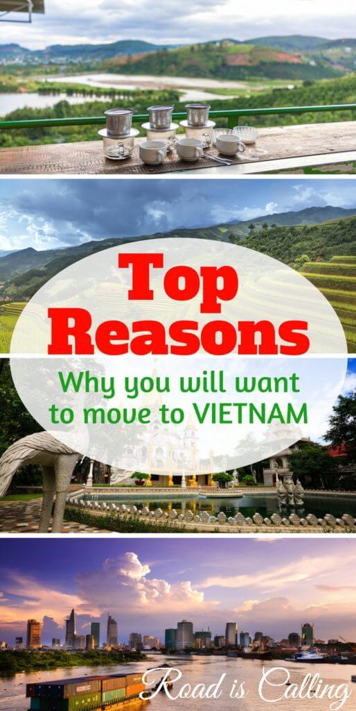 move to Vietnam