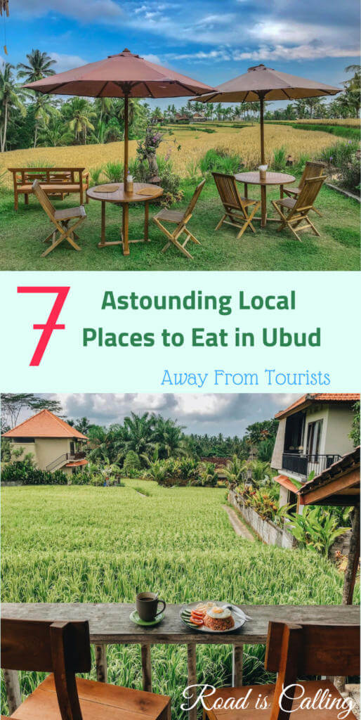 If you are looking to try local food in Ubud Bali, take a look at this post. Here are a few wonderful restaurants serving Balinese food in hidden corners of Ubud. #balitravel #placestoeat #ubudbali #bestofbali #indonesia