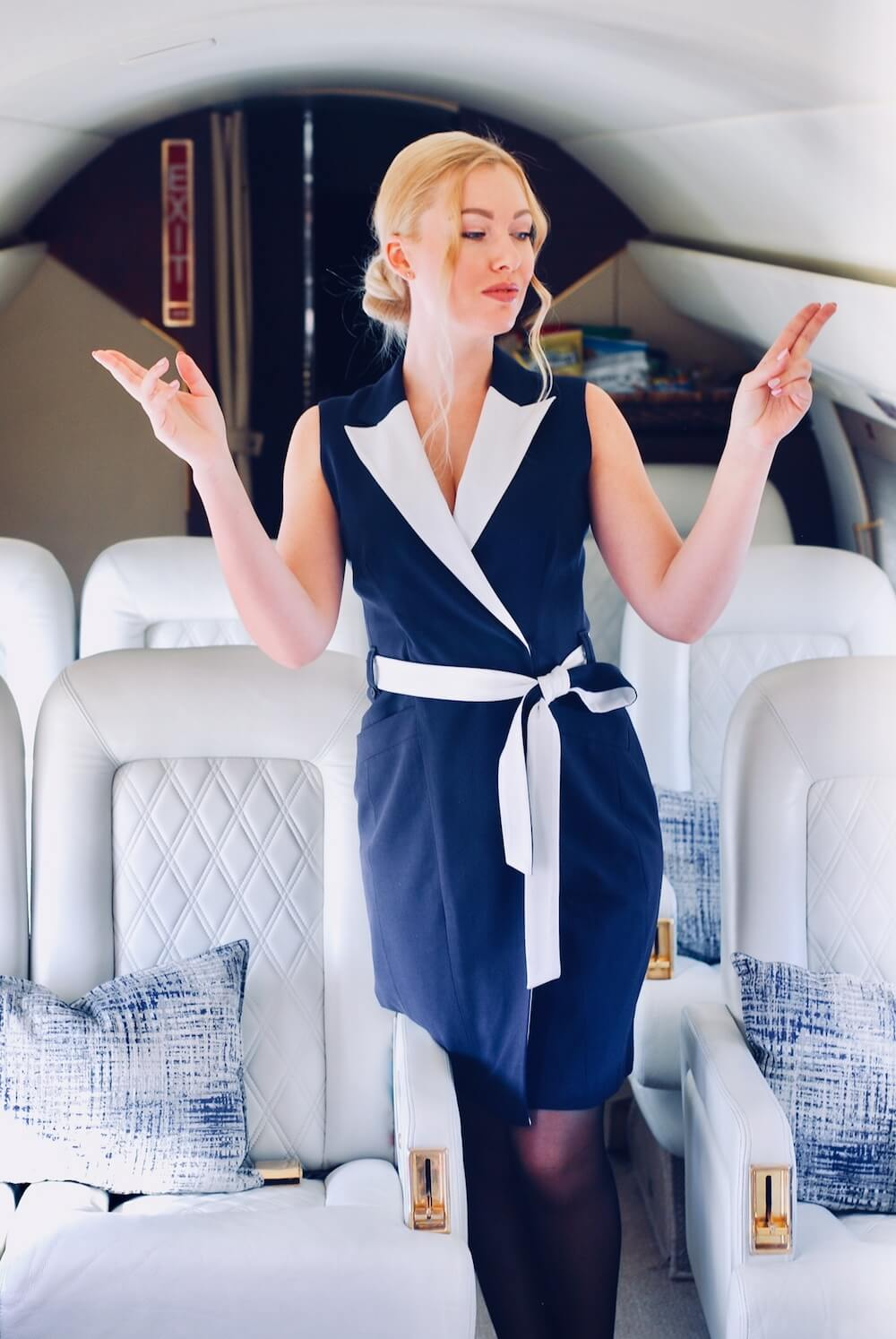 How To See The World As A Corporate Flight Attendant