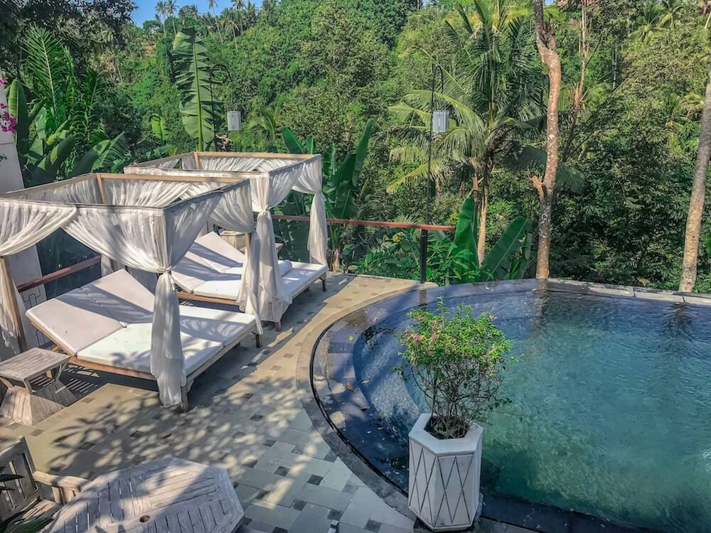 pools in ubud
