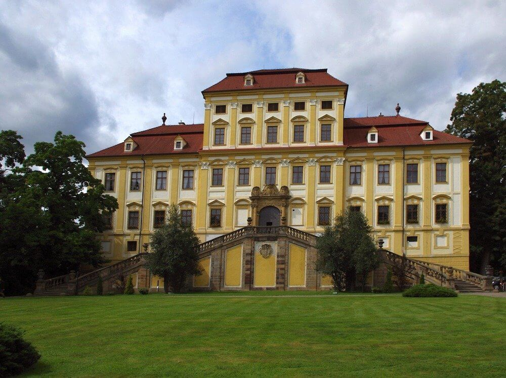 castle hotels in the czech republic
