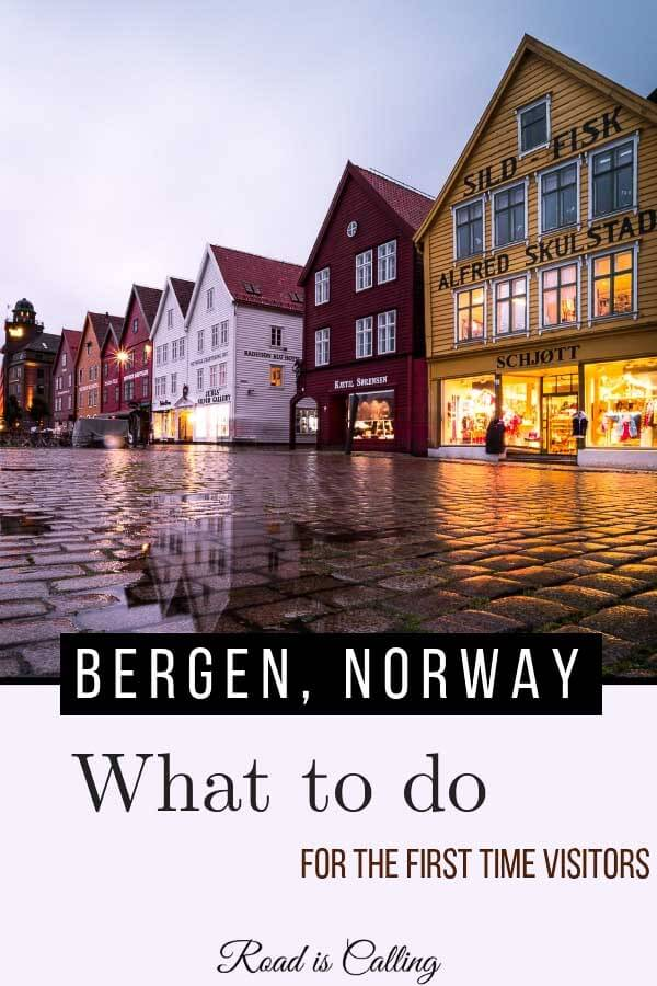 Want to explore Bergen like a local? Check out this ultimate guide to the best things to do in Bergen, Norway to enjoy your time in this city. Here, you will find tips on where to hike in Bergen, which museums to visit, best things to do, where to eat in Bergen, what to skip and what to do in Bergen on a rainy day #bergen #scandinavia #travel
