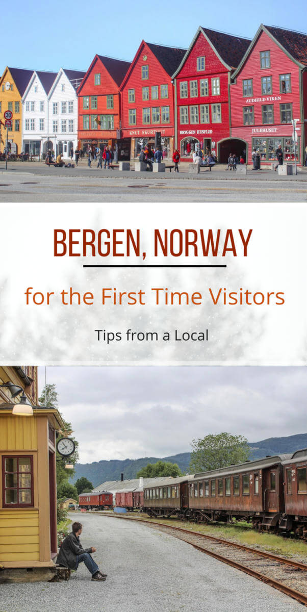 Bergen in Western Norway is such an interesting city. In this post I'm inspiring you to visit and provide a detailed list of things to do and see, restaurants and cafes to dine at, hiking trails to take, museums to visit, scenic trails to go on and even what things to do on a rainy day in Bergen. #visitbergen #norwaytravel #bergentravel #thingstodobergen #bestofnorway