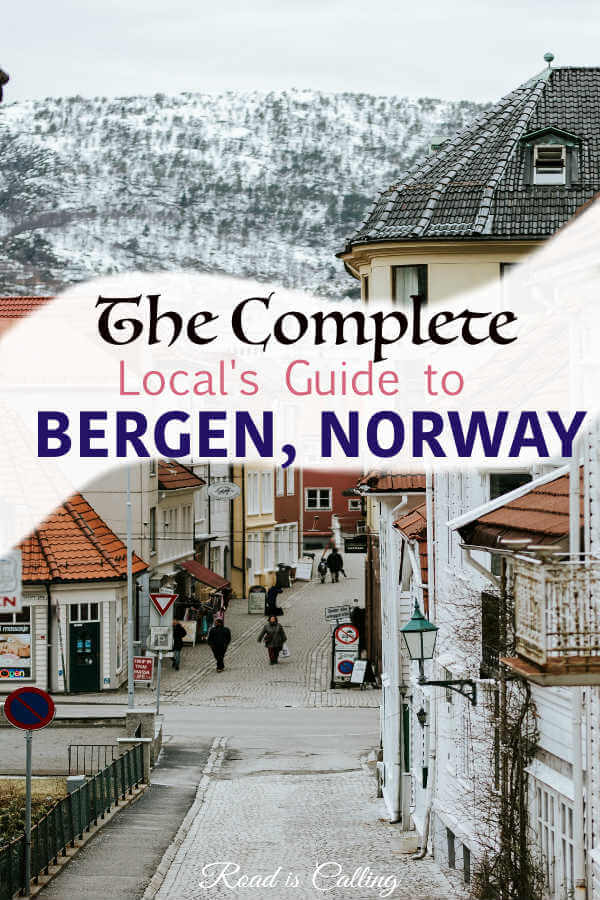This most complete guide from a local to Bergen, Norway answers all questions on where to go, when to visit Bergen, what to see and what to skip, where to eat and how to save on food when traveling in Bergen #norwaytravel #visitbergen