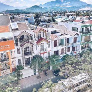apartment in Vietnam