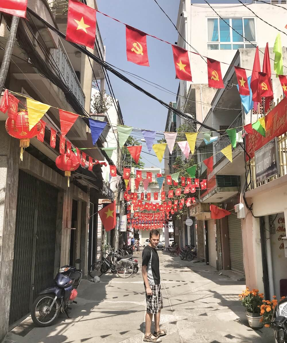 live in Vietnam