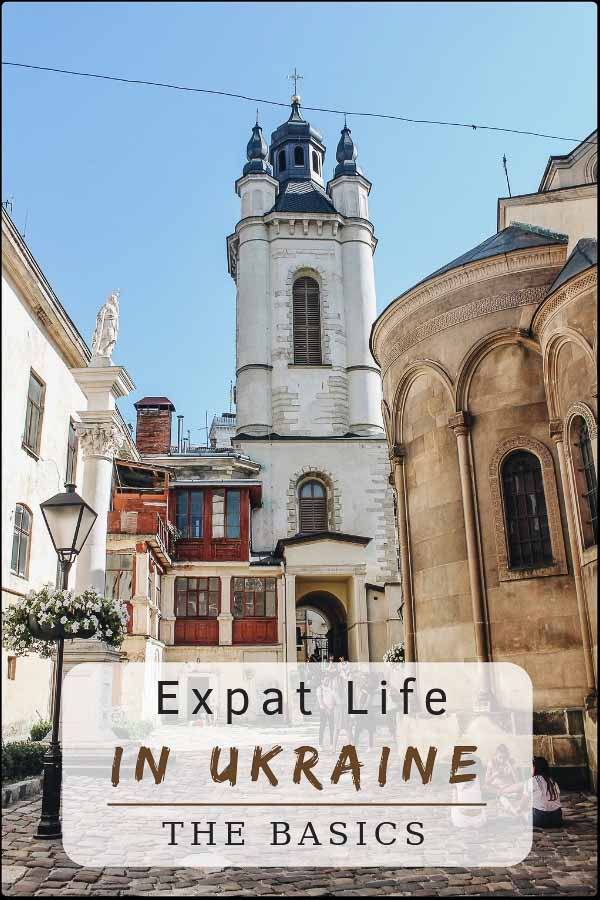 Considering to live in Ukraine during some time? Here is some basic information on what you can expect from life in Ukraine. This post highlights details on cost of living, healthcare, job market for expats, things to do in Ukraine and more. #movetoukraine #lifeinukraine #ukraine #expatliving #expatsaroundtheworld