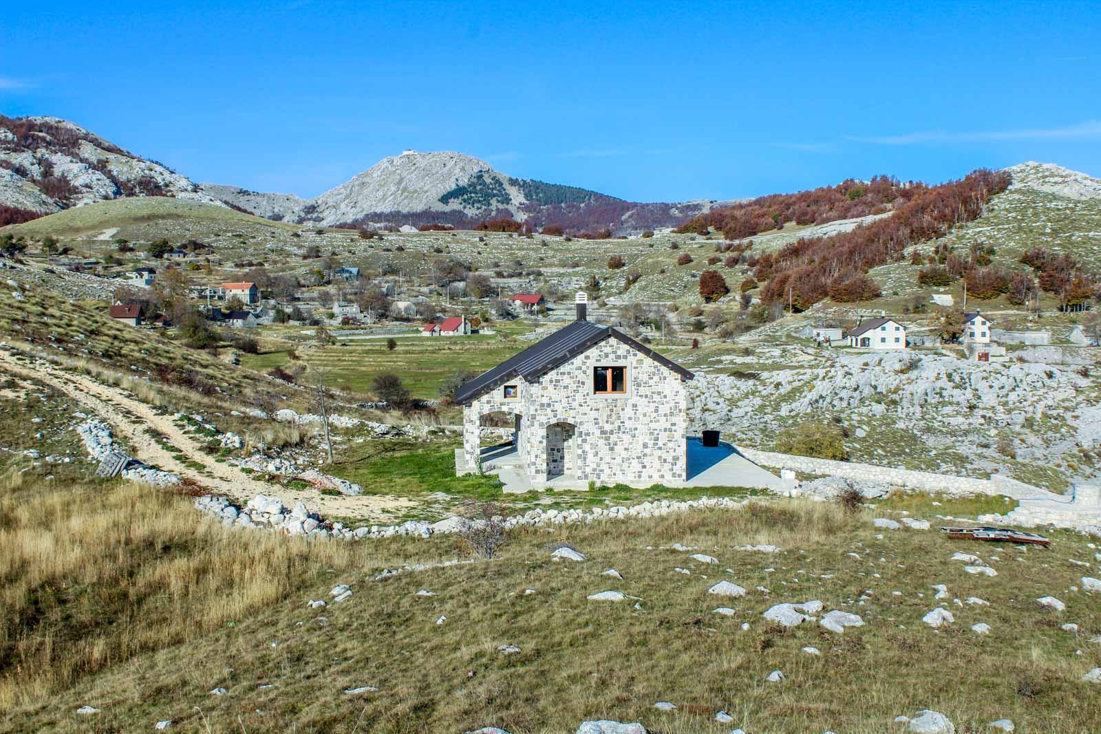 Lovcen National Park, Ivana Korita
