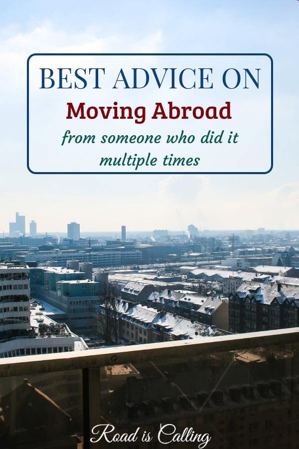 If you are thinking to move abroad, you need to know where to start first. Answering some important questions will help you understand when is the best time to move, where in the world to move, what to pack and how to adjust to your new life in a new country. Discover the world through life abroad. #moveabroad #expatlife