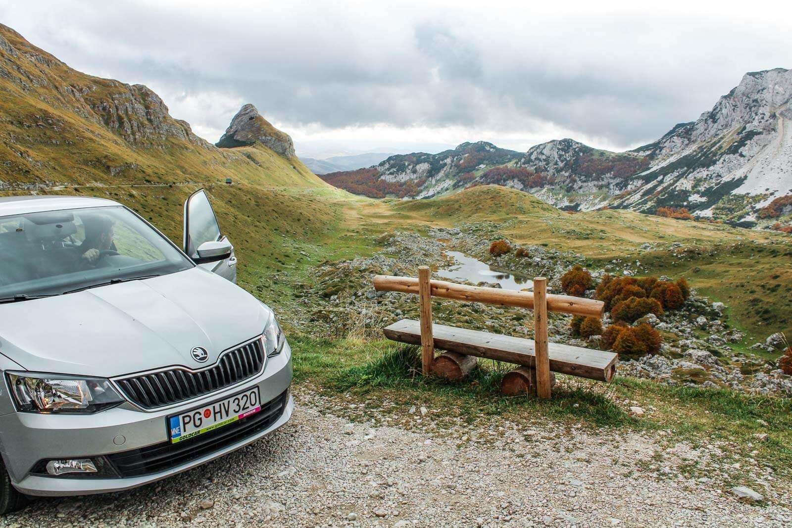 Balkans road trip
