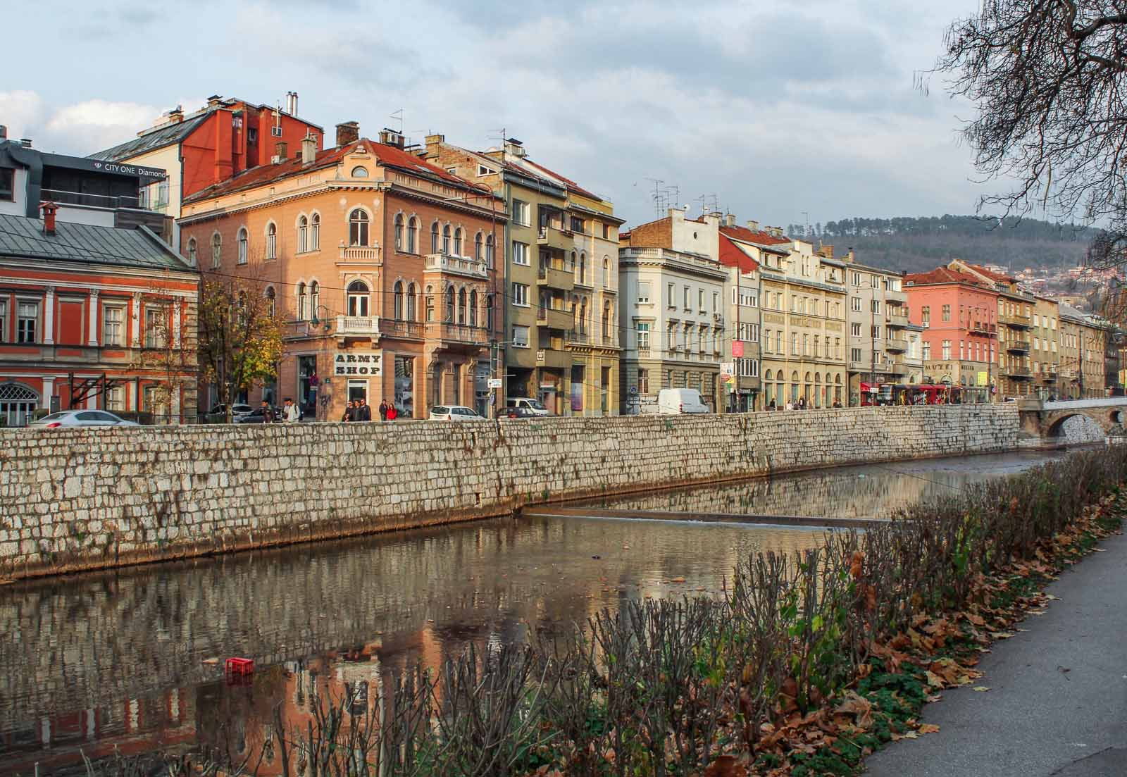 places to visit in sarajevo