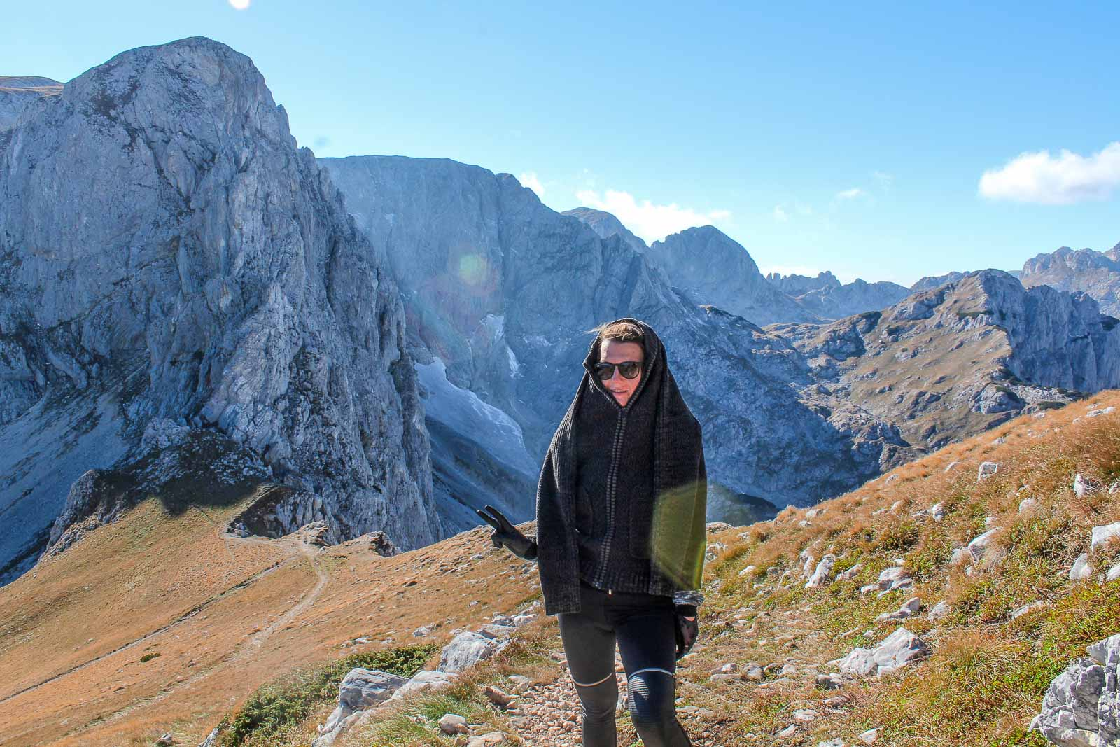 travel tips for hiking in Montenegro