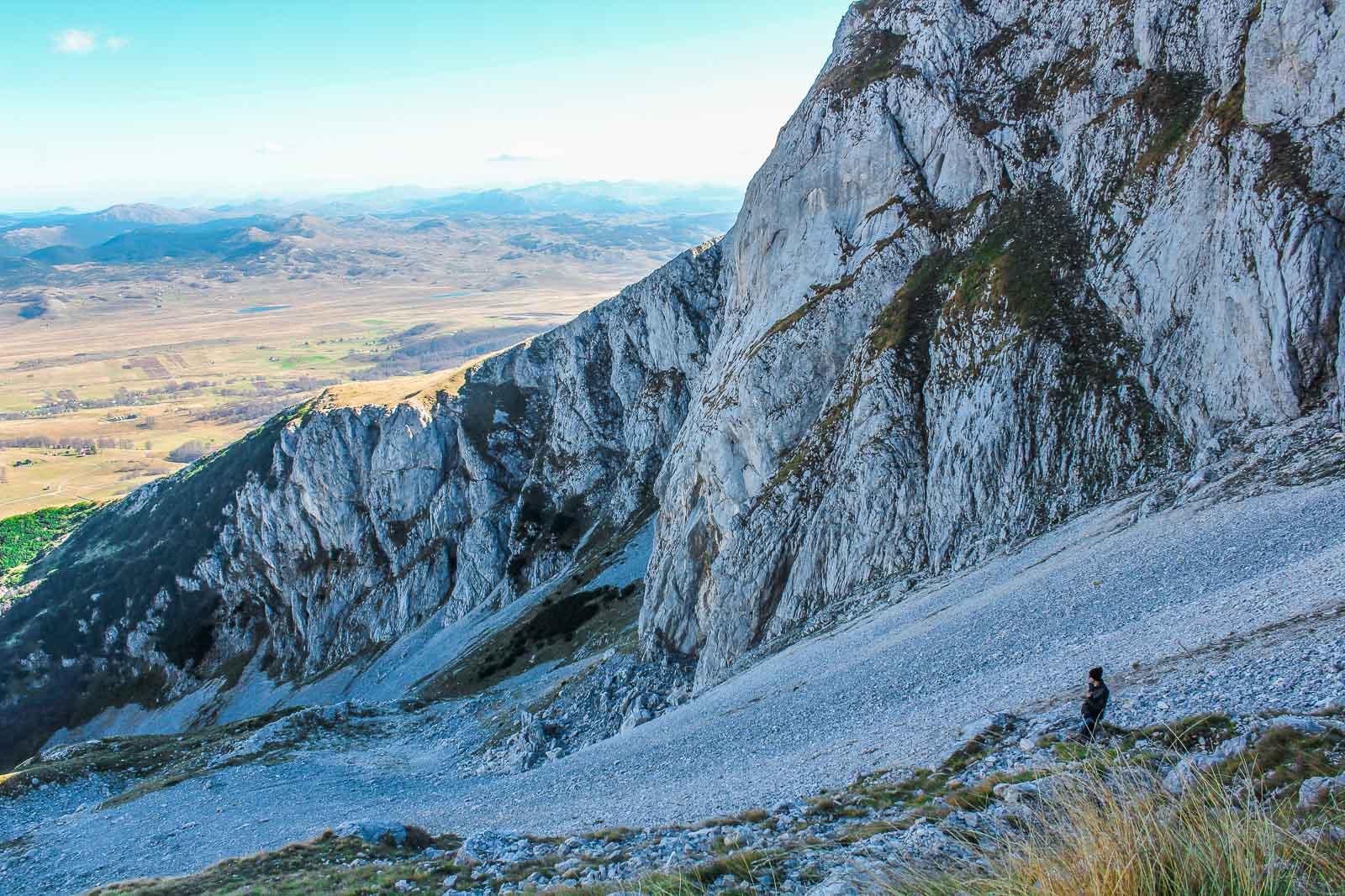 hikes in Montenegro