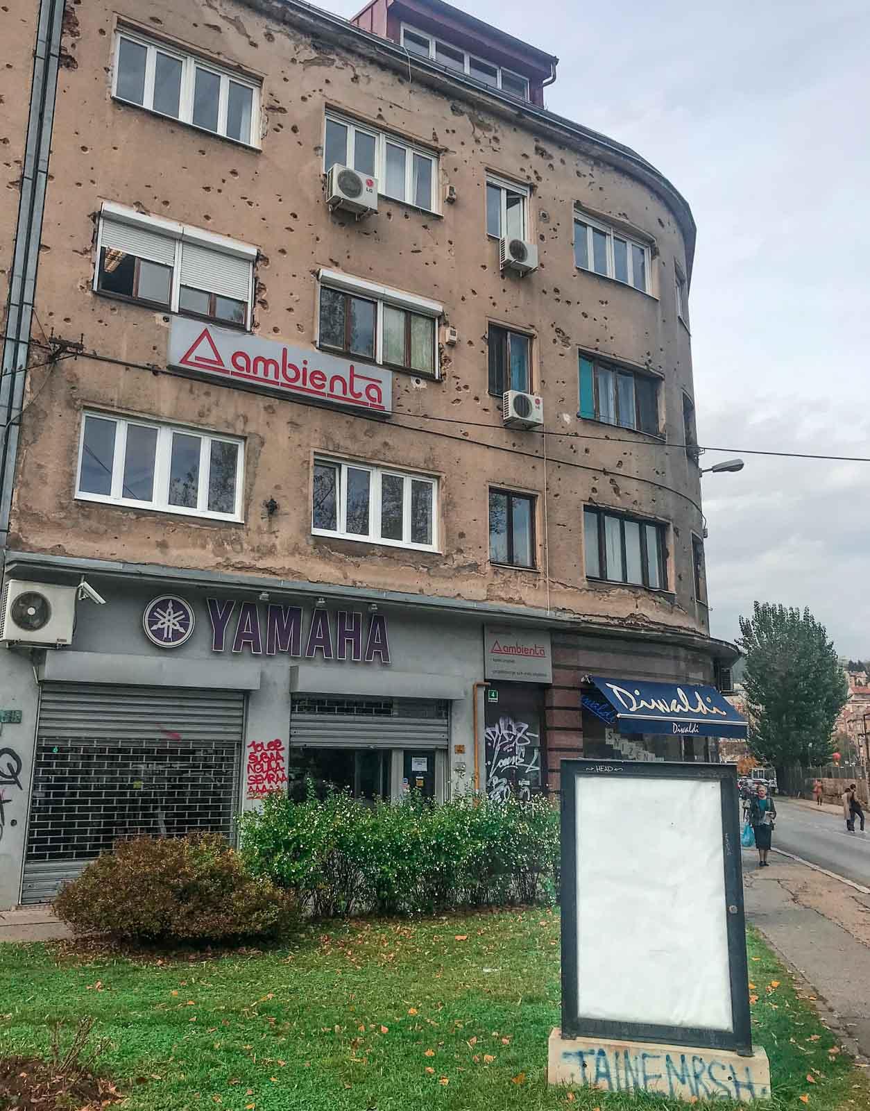 places to visit in sarajevo