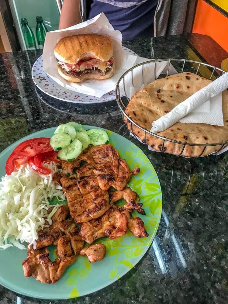 where to eat in sarajevo