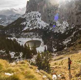 durmitor national park hikes