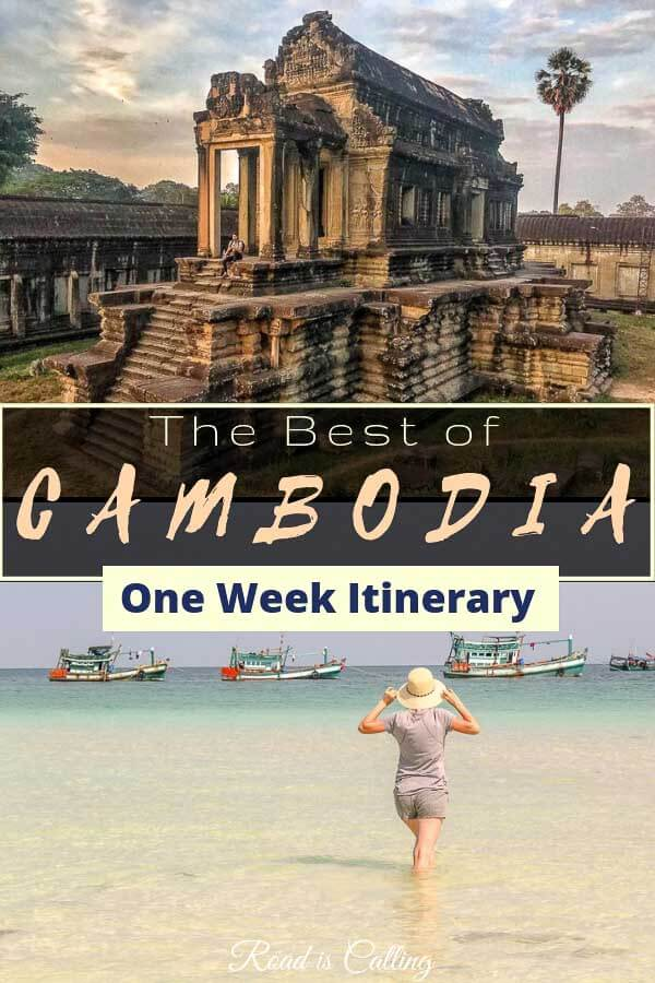 This one week Cambodia itinerary highlights only the best attractions and sights. This country is surprising and shocking at the same time. Check this out and start planning your trip to Cambodia #cambodiatravel #bestofcambodia