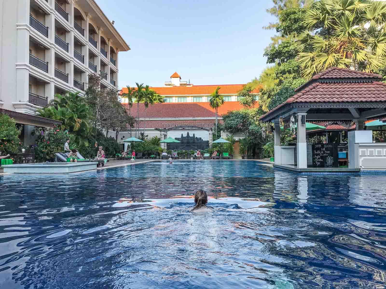 cambodia itinerary