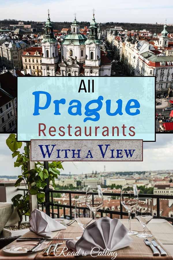 This is the most complete list of Prague restaurants with a view where you can taste excellent Prague cuisine, receive stellar service, get the best Prague views and enjoy the atmosphere #praguerestaurants #placestoeatprague #barswithaviewprague