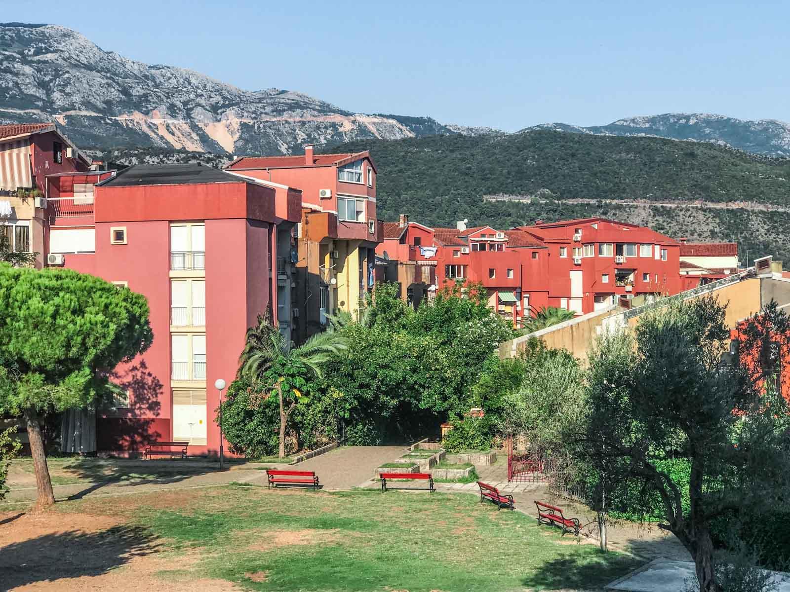 Montenegro rentals