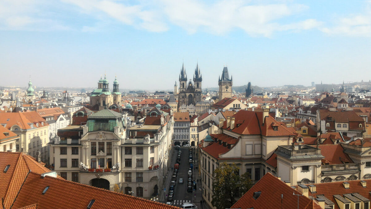 13 Seriously Cool Bars And Restaurants In Prague With A View