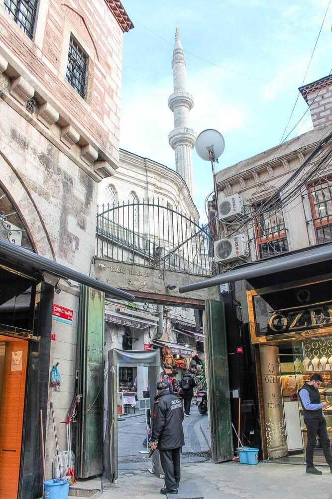 Istanbul sightseeing