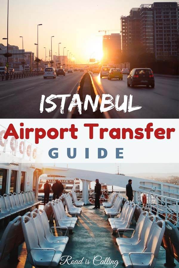 Istanbul airport transfer guide