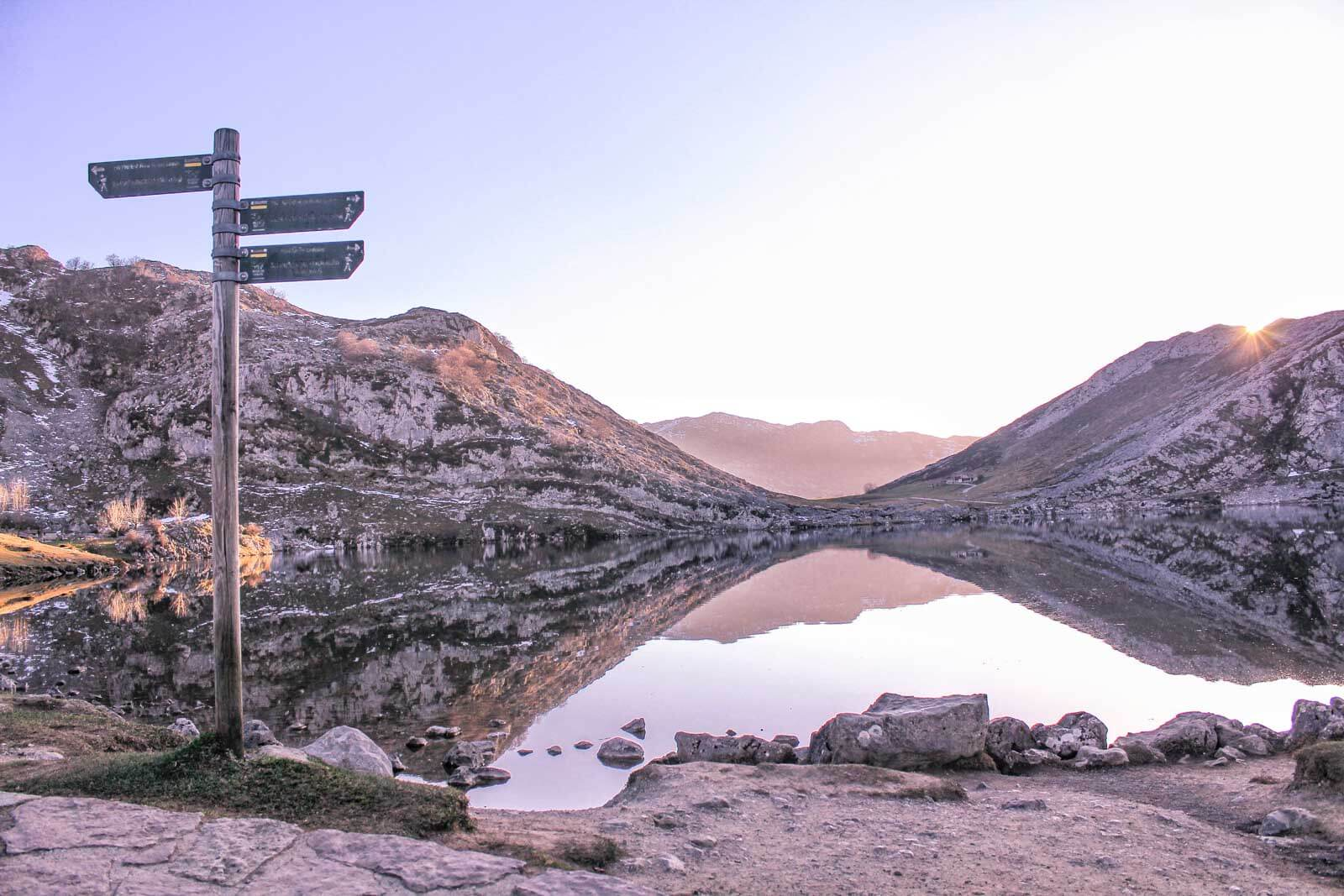 North Spain itinerary