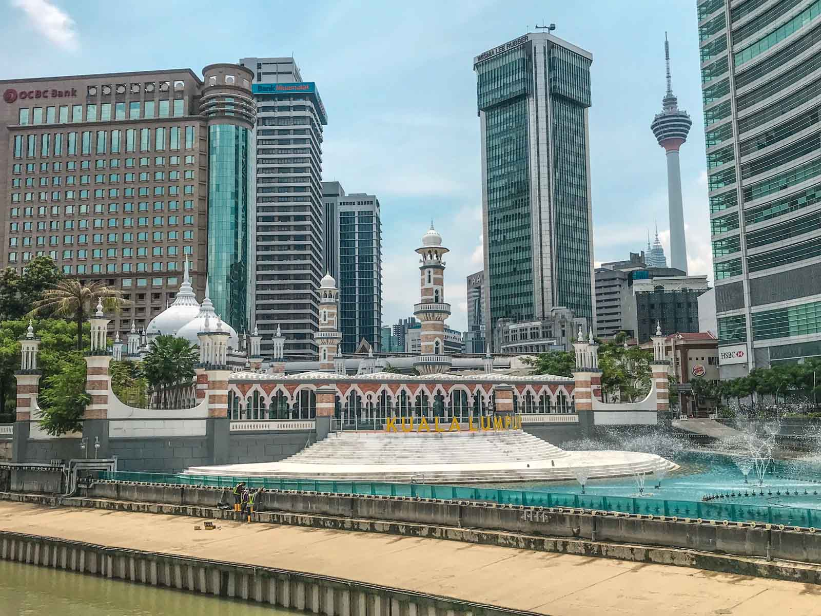 Jobs in Kuala Lumpur for Expats