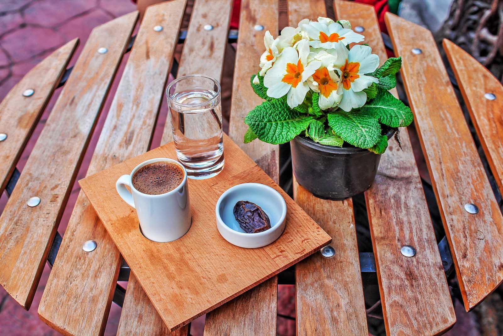 best Turkish coffee
