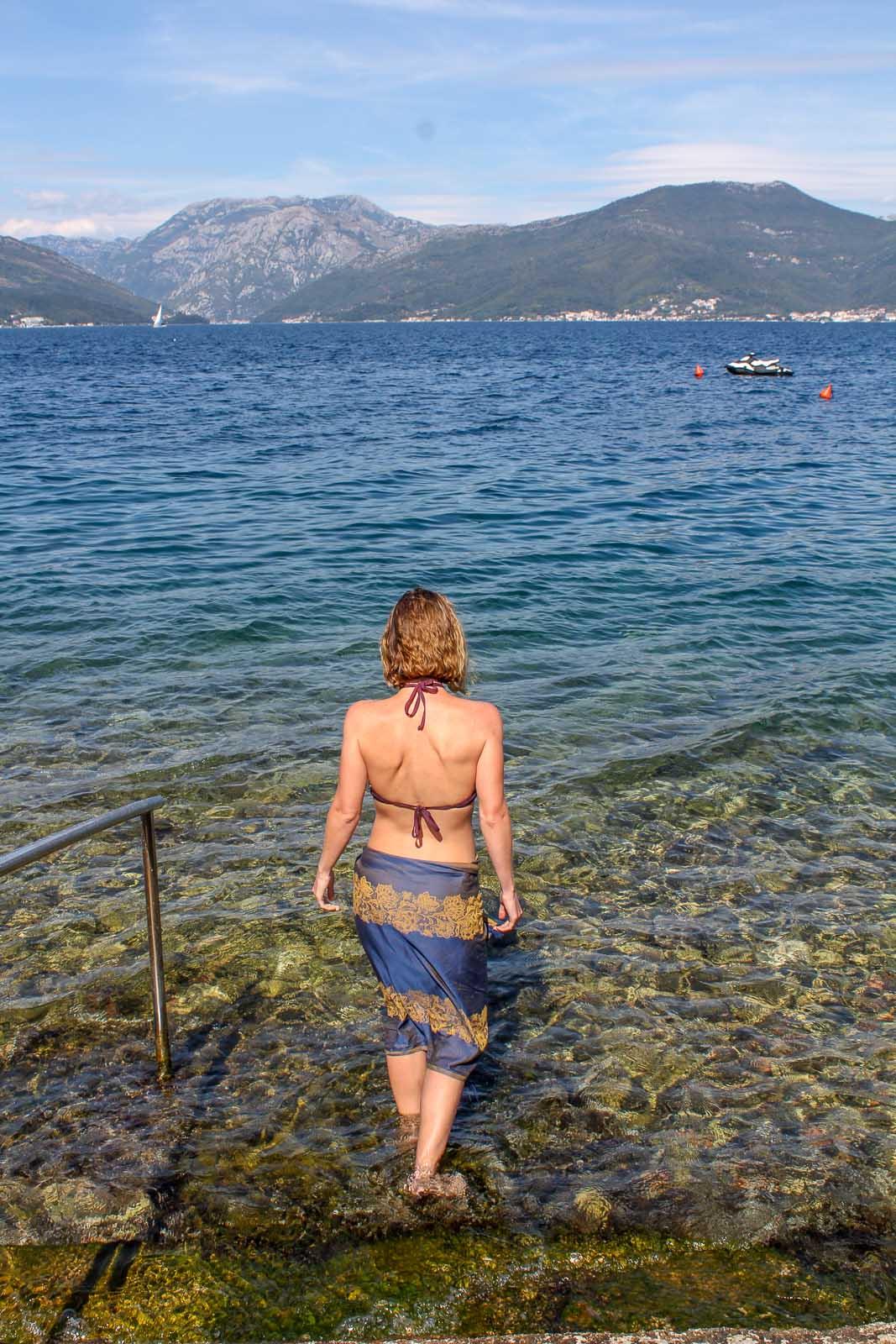 secret beaches Montenegro