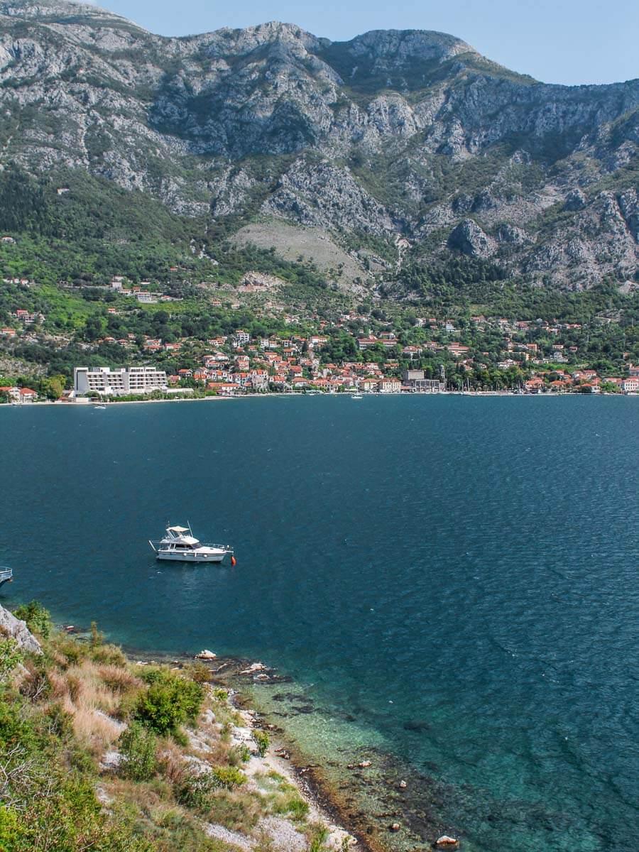 Risan Bay of Kotor