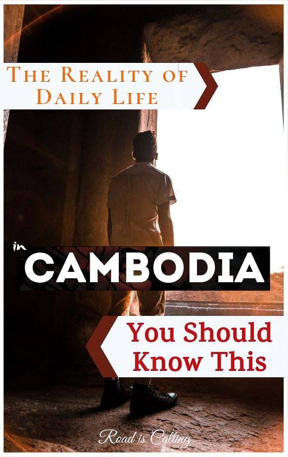 Read this post to learn what daily life in Cambodia is all about. If you are planning to visit Cambodia, this information will help you prepare and understand this place better #cambodia #lifeincambodia #southeastasia