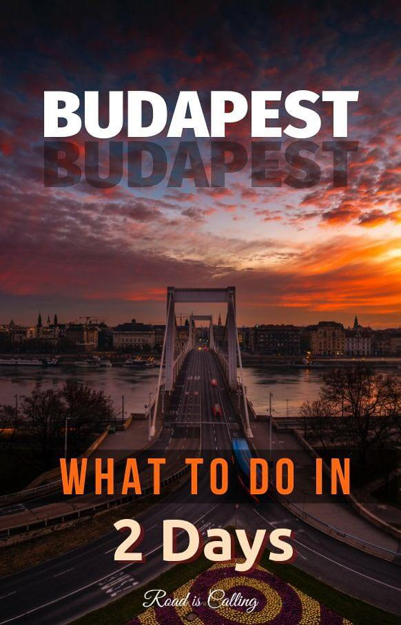 Planning to visit Budapest? Here is my version of Budapest itinerary with the details where to stay, how much time to spend in each place, where to find free parking, where to eat and what unique things to do in Budapest. Give it a read! #europetravel #summertravel #budapest #bestofbudapest
