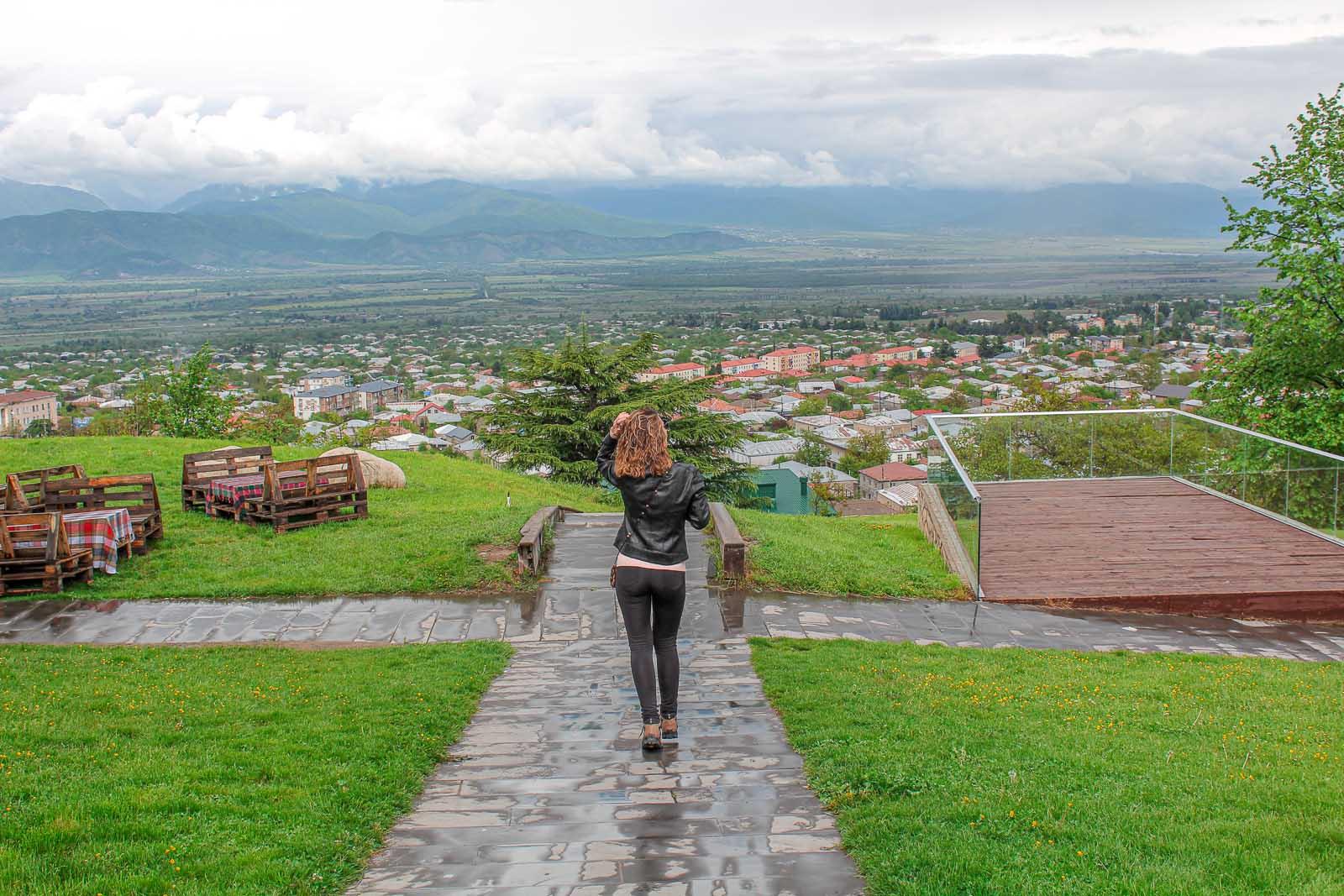 Tbilisi to Kakheti road trip