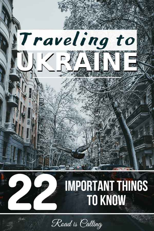 Here is my super detailed list of travel tips for Ukraine. How to get around, rent a car, what to expect from the local culture, where not to go, what to know about health care for foreigners and more useful tips. Visit Ukraine today and come back later #ukrainetravel #europetravel #easterneurope