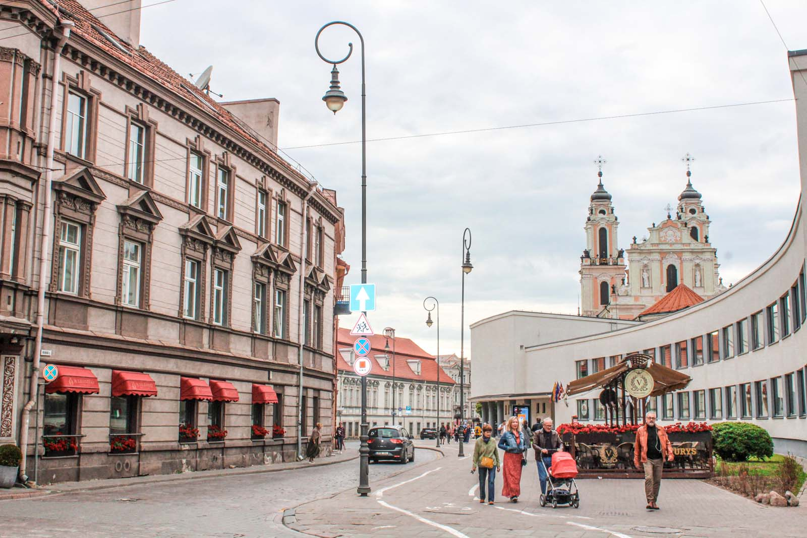 Vilnius city break