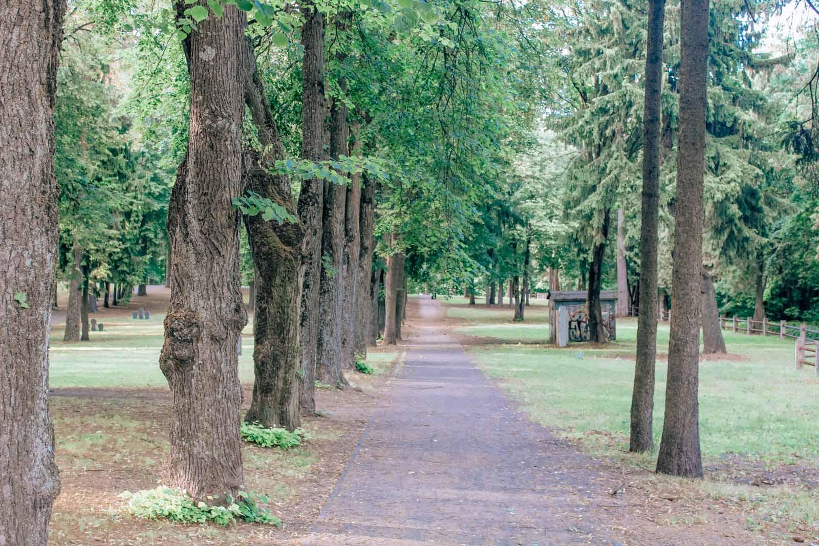 parks in Vilnius