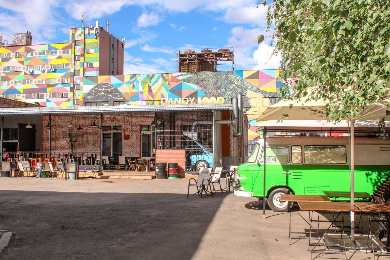 bars in Minsk